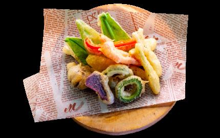 島野菜のフリット