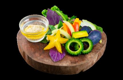 島野菜のバーニャカウダー